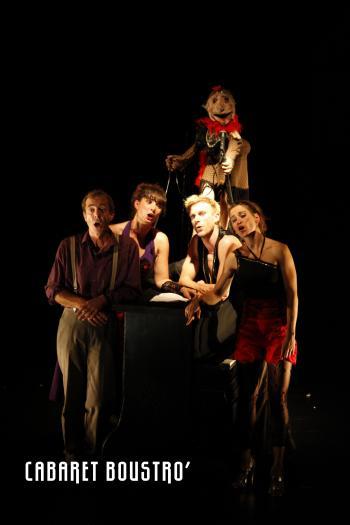 Cabaret Boustro' © Bob Mauranne